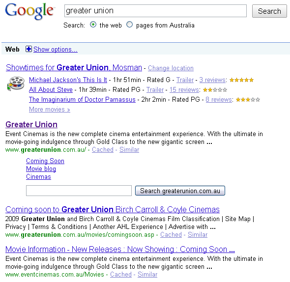 greater-union-search