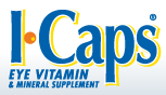 icaps eye vitamins logo