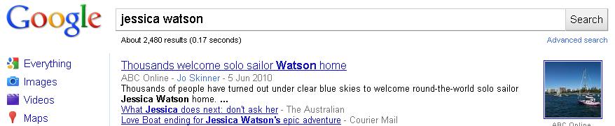 Jessica Watson Quotes