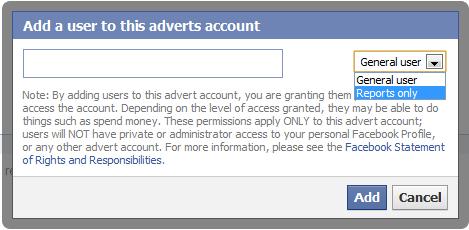 Facebook Ad Permissions