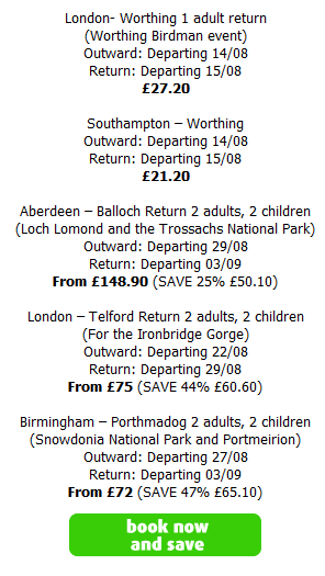 Rail Easy Booking