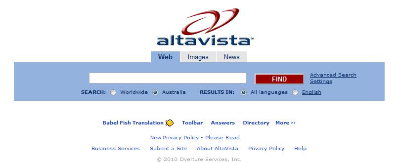 Altavista