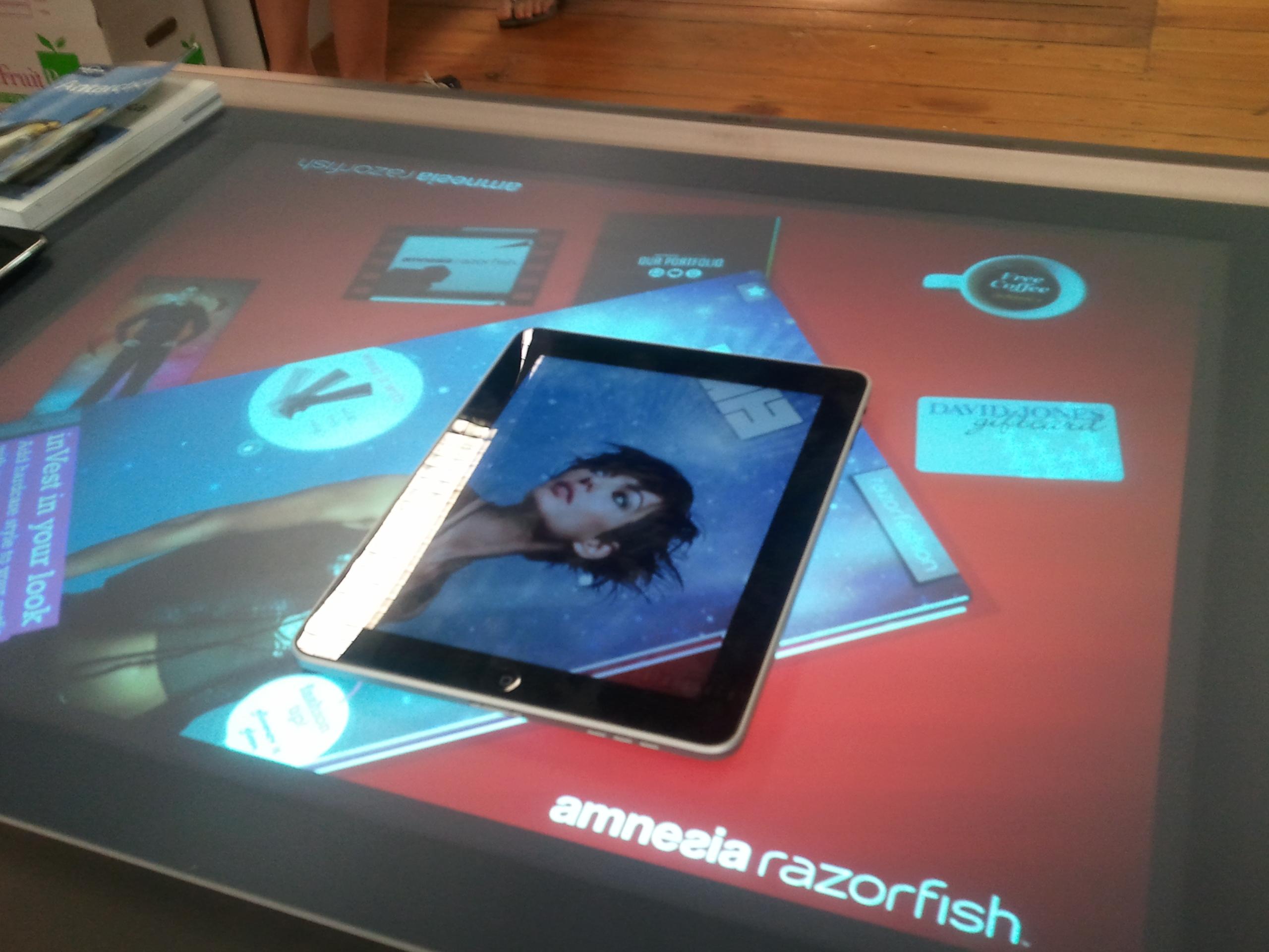 Microsoft Surface Amnesia Connect
