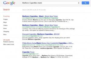 Marlboro Cigarettes Miami