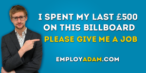 Employ Adam Billboard