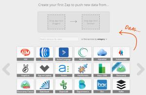 Zapier Web Apps