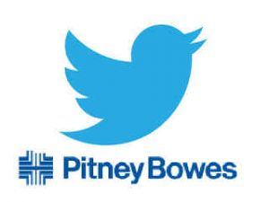 PitneyBowes Twitter Deal