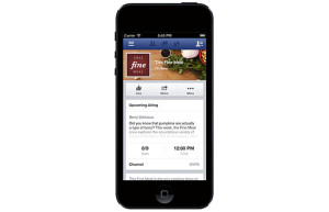 Dinner and a Show: Two Changes to Mobile Pages that will Help People and Businesses Connect