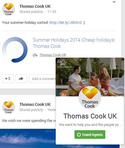 Thomas Cook UK