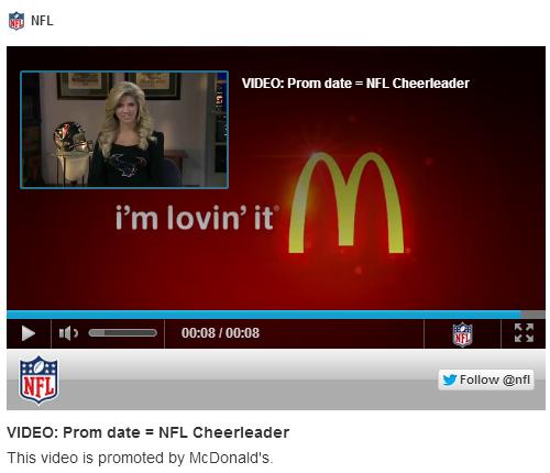 McDonald's Ad
