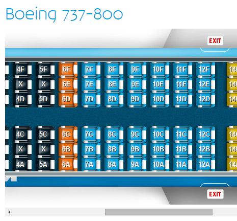 KLM Boeing 737-800 winglets