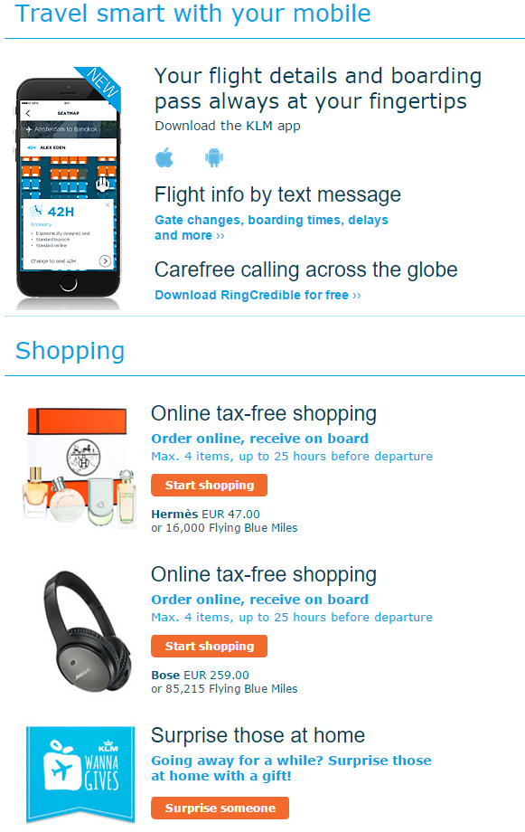 KLM-Mobile-Shopping